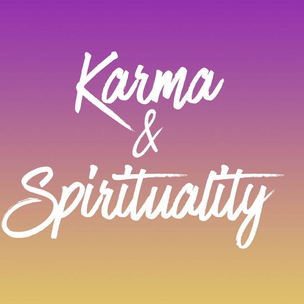 The Karmic Path course Karma & Spirituality