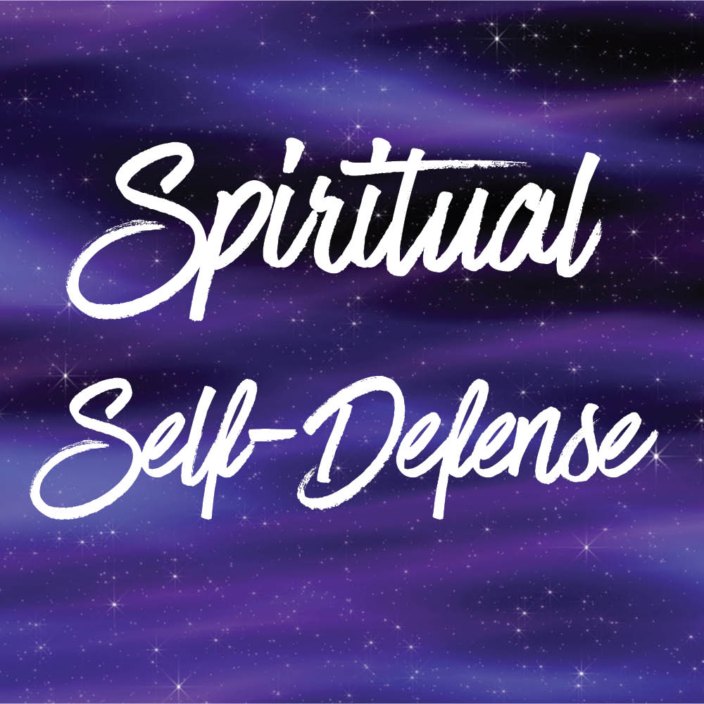 Spiritual Self Defense Event Karmic Path